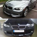 2007-2010, BMW, E92/E93, 3, SERIES, 2, DOOR, M-TECH, STYLE, FRONT, BUMPER, LIP