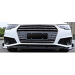 2017-2019 ,AUDI, A4, S-line ,/S4 ,B9, Carbon Fiber ,RS ,Style, Front Lip,racing bee