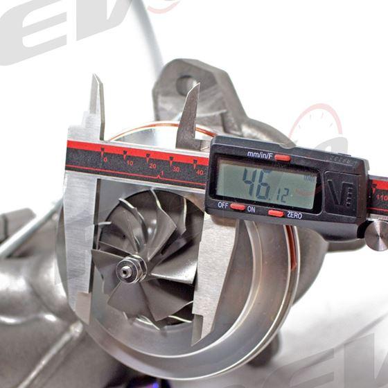 Rev9,K04,Turbocharger,Kit,for,Audi,A3,8P,2.0T,TSI,TFSI,2008-13, 6+6,46, 57mm,Compressor,Wheel
