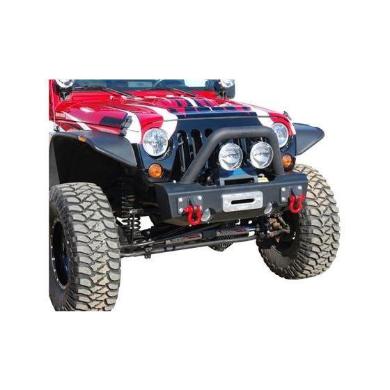Front stubby bumper p2