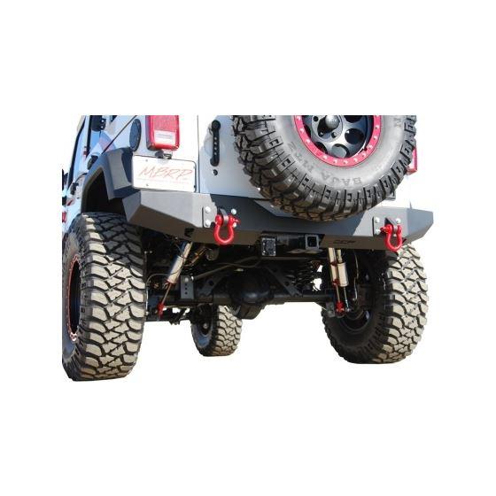 Rear full width bumper p2