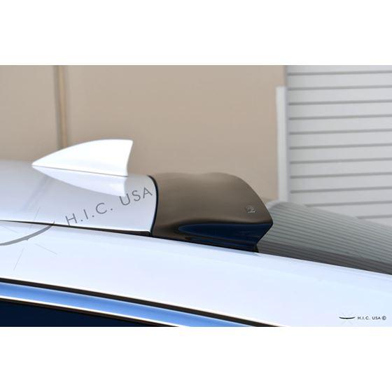 HIC,2016+,Honda,Civic,Coupe,Rear,Roof,Visor