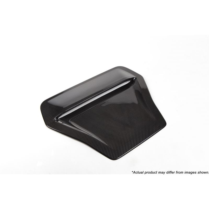 Revel GT Dry Carbon Engine Hood Scoop Cover 17+ Ho