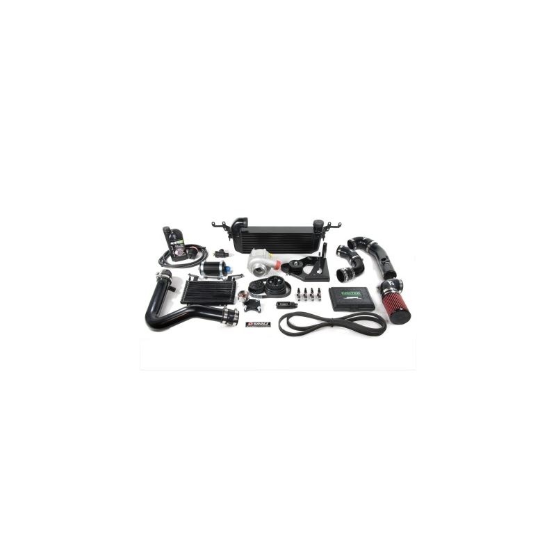 KraftWerks 06-13 Mazda MX-5 Supercharger Kit Heade