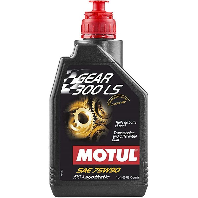 GEAR 300 LS Gear Oil 75W90