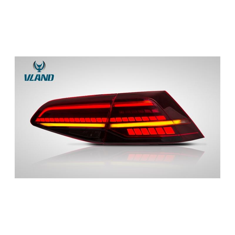 Vland LED Taillight For Volkswagen Golf 7 GOLF 7.5