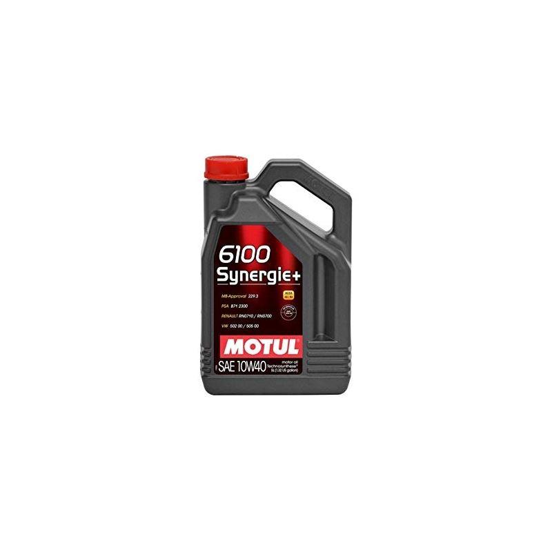 Motul Motor Oil - 6100 Series