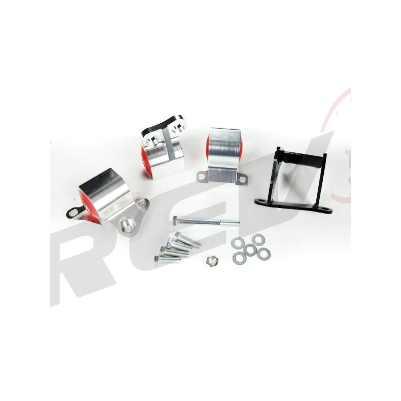 Billet Aluminum Motor Mount Set