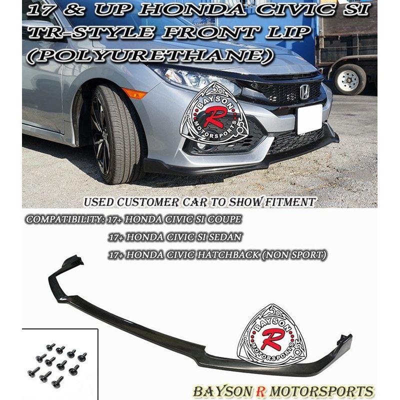 2017 - 2020 Honda Civic Hatchback / Si Type-R Styl