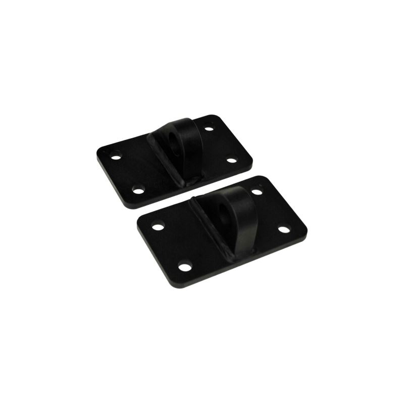 MBRP 07-10 Jeep Wrangler JK D Ring Bracket Mount (