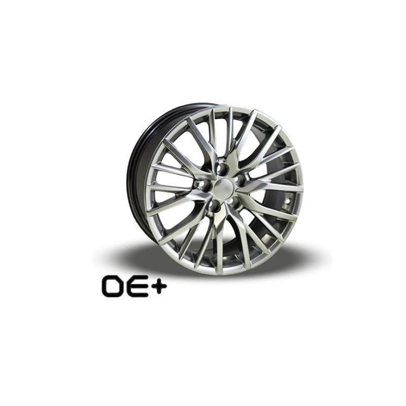 OE+ LX02 Hyper Silver 20 x 8 5 x 114.3 60 CB
