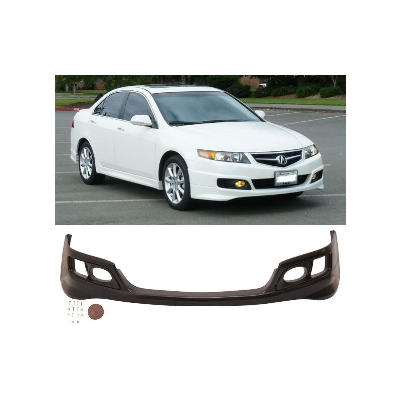 2006-2008 Acura TSX OE Factory Style Front Bumper