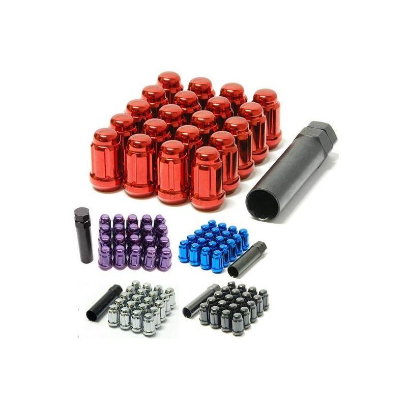 Muteki Super Tuner Closed Lug Nuts – M12 x 1.25 Th