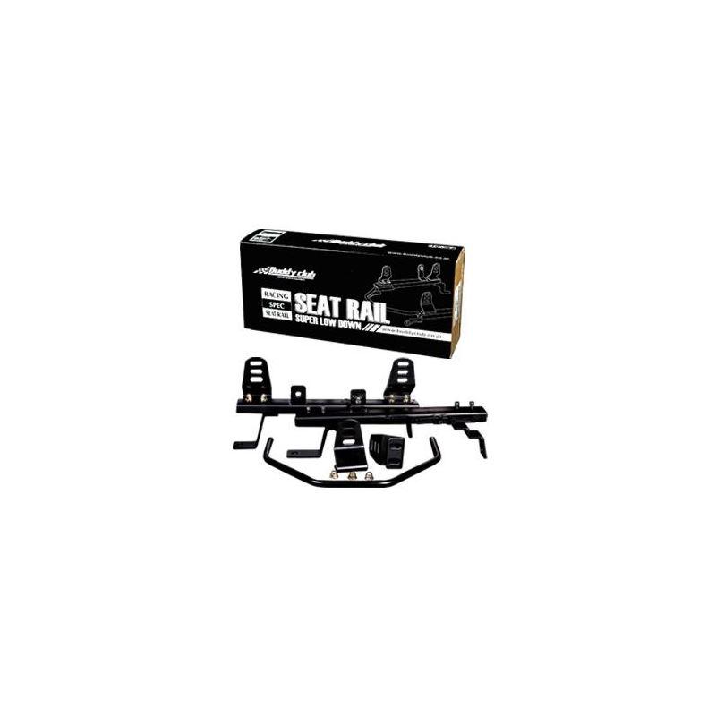 Buddy Club Racing Spec Seat Rail WRX STI 09-up -Le