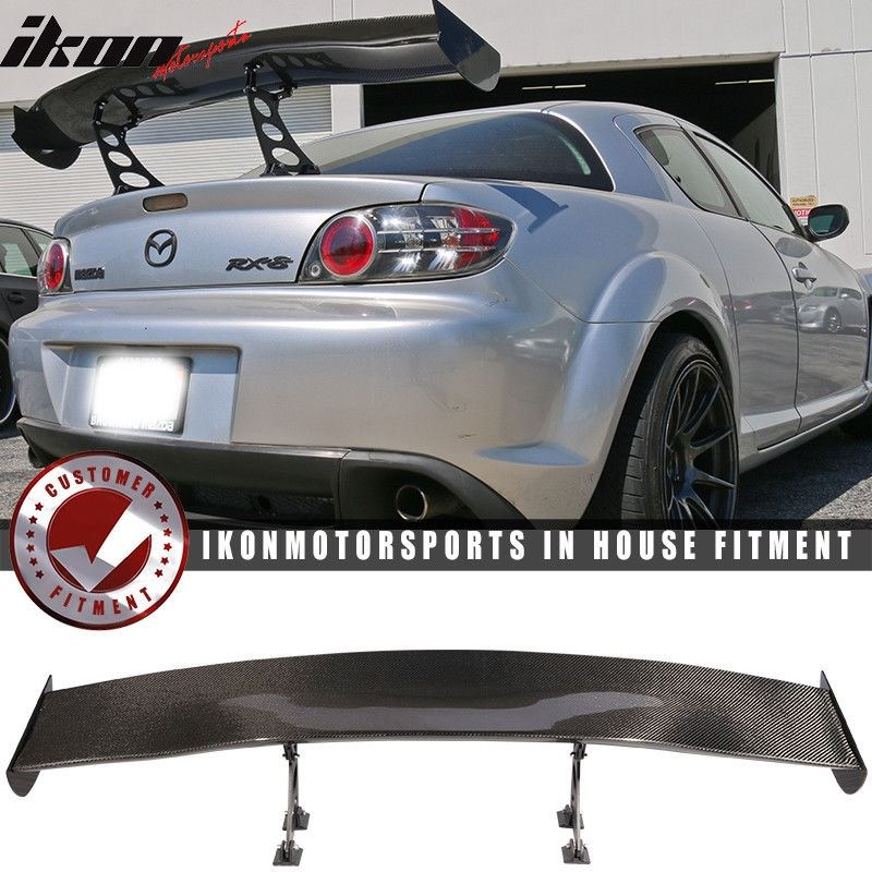 56 In V6 Universal Adjustable Downforce GT Trunk S