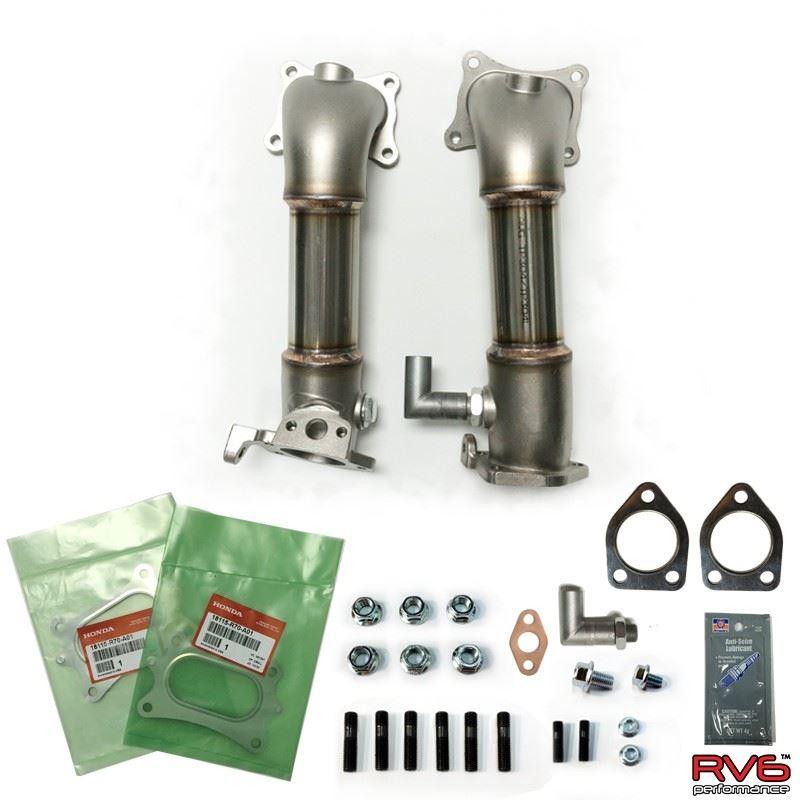 RV6 14+ Acura MDX Precat Delete Kit