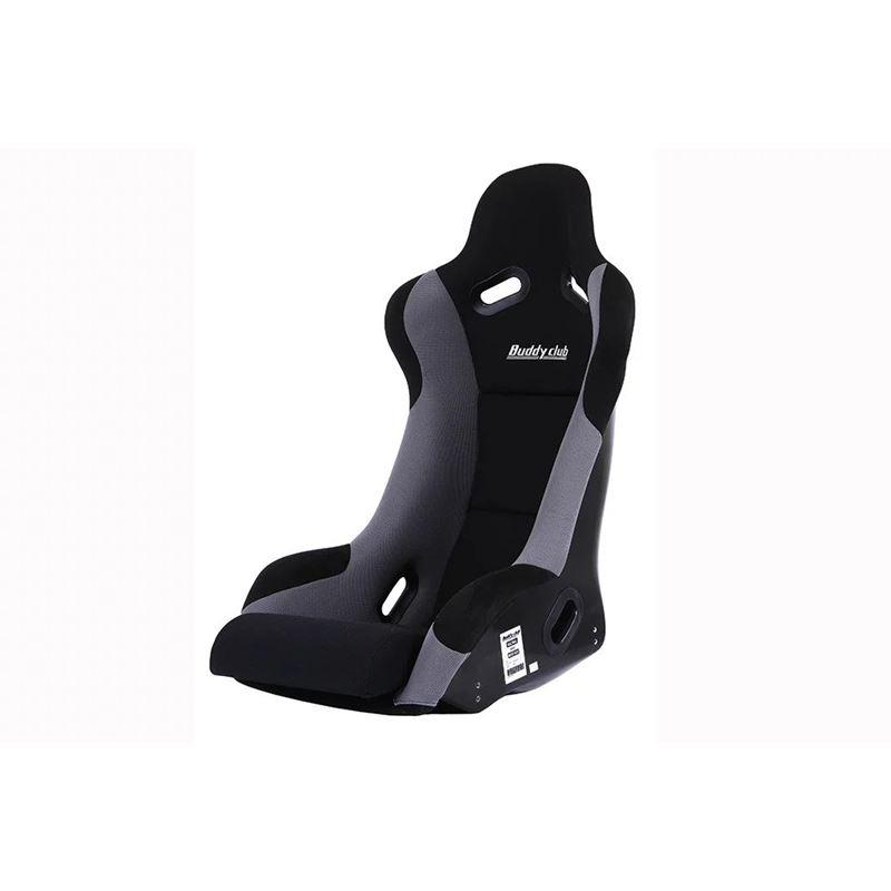 Buddy Club Racing Spec Bucket Seat (Wide) Black