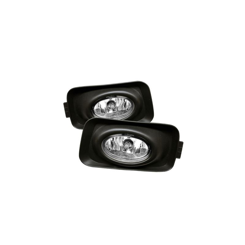 Acura TSX 04-05 OEM Fog Lights w/Switch- Clear