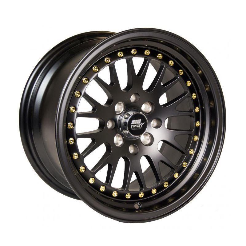 MST Wheels MT10 15x8 +25 73.1