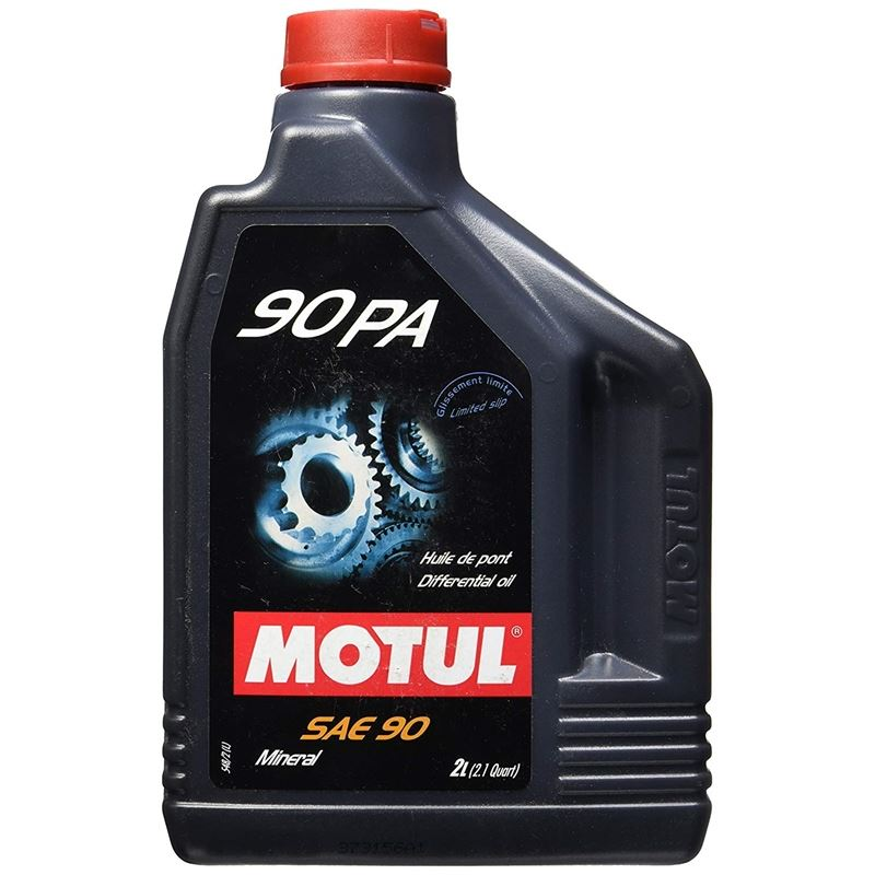 90PA Limited Slip Differentail Oil