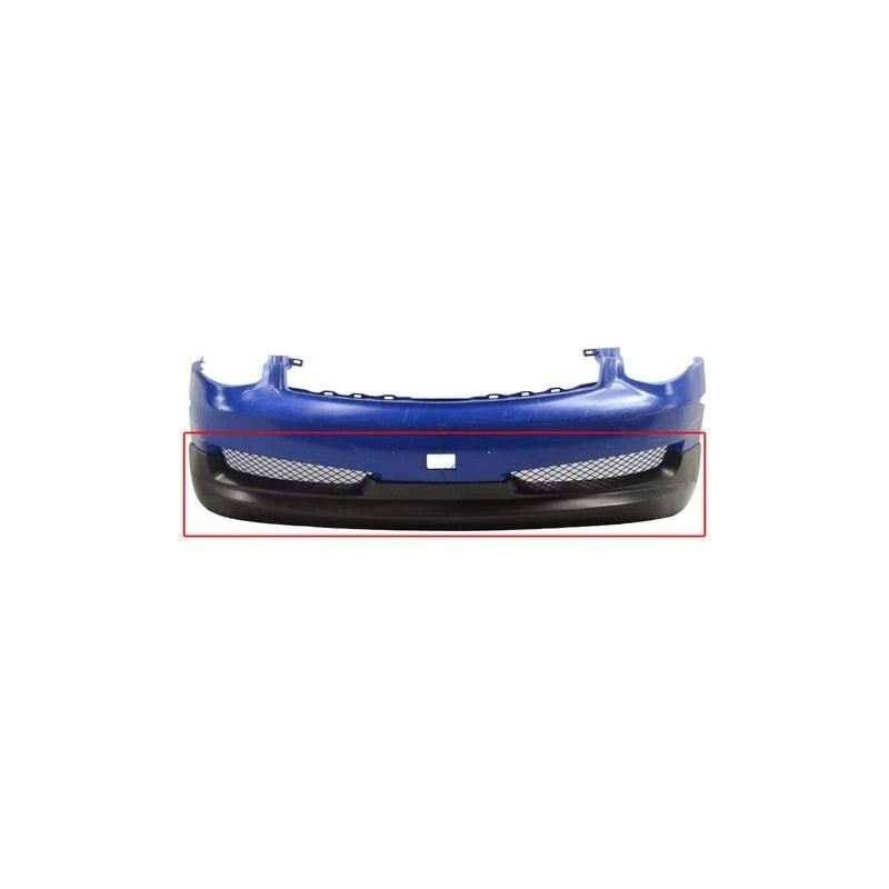 2003-2007 INFINITI G35 COUPE GL STYLE FRONT BUMPER