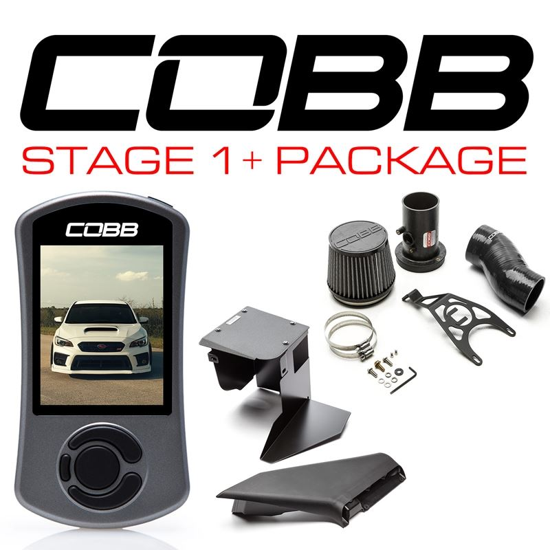 Stage 1+ Power Package - Subaru WRX STI 18RA/19