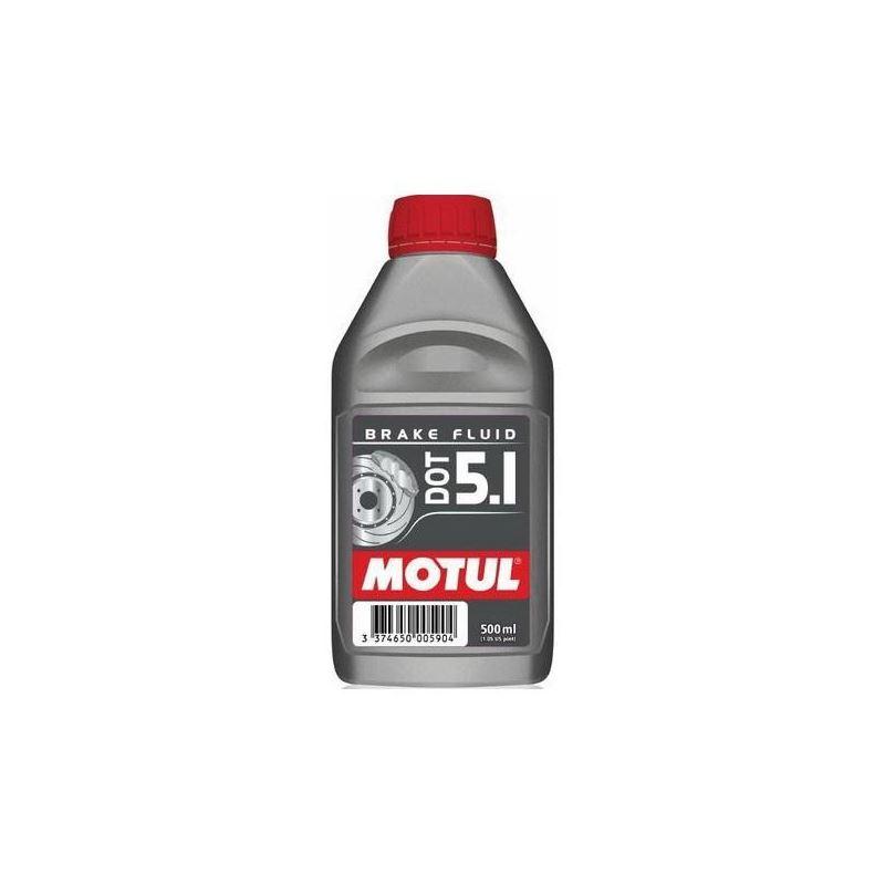 Motul DOT 5.1 Brake Fluid – 500mL Bottle